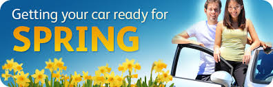 Is your car ready for spring?
