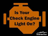 Ignoring the check engine light. 1st way.