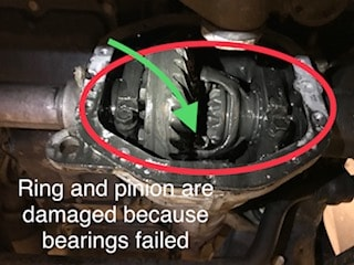 """What are symptoms of a bad Bearing?"""