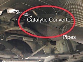 Car Exhaust Leak Symptoms