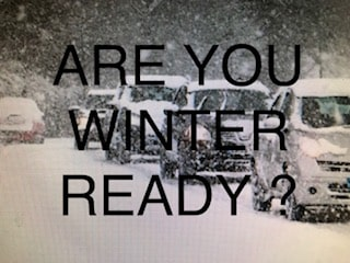 IT IS COMING----WINTER